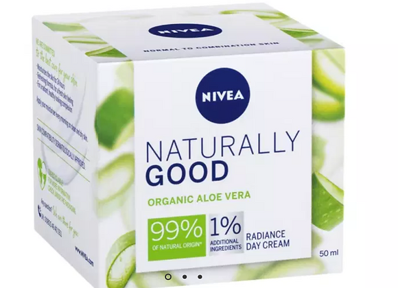 Free NIVEA Aloe Vera Cream