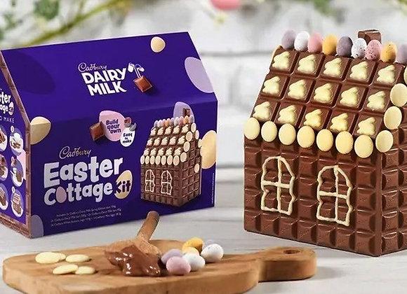 Free Cadbury Dairy Milk Cottage Kit