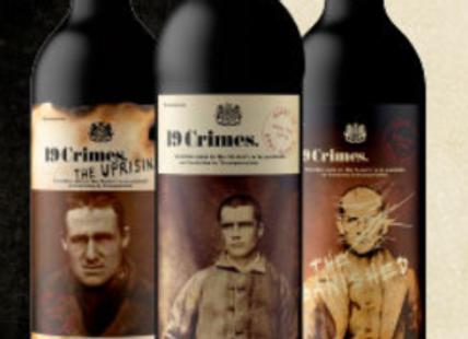 Free 19 Crimes Wine