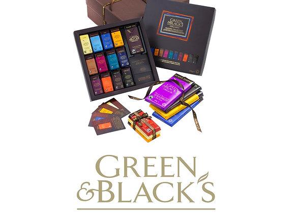 Free G&B's Chocolate Lovers Set
