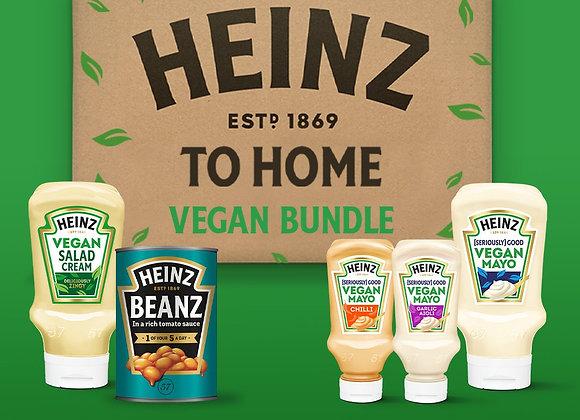 Free Heinz Vegan Box