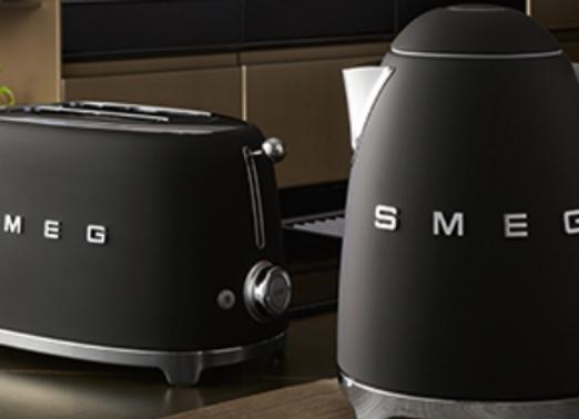 Free Smeg Toaster & Kettle
