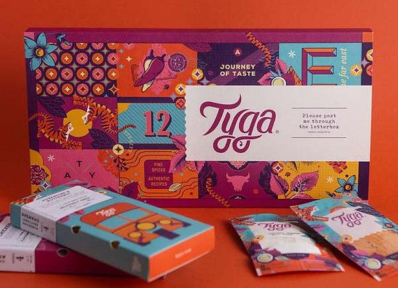 Free Tyga Meal Kit Box