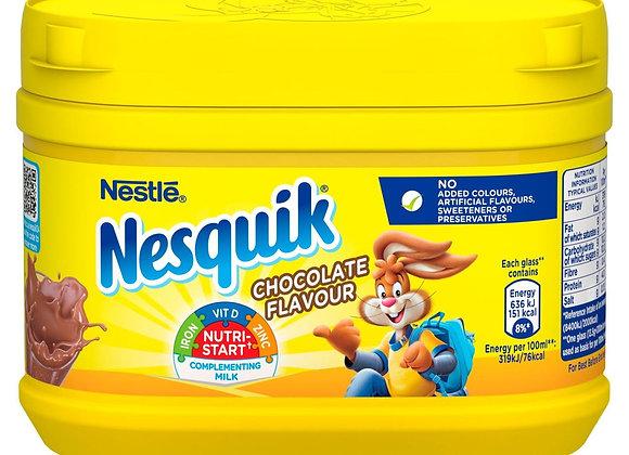 Free Nesquik® Milkshake Powder