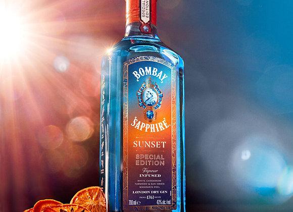 Free Bombay Sapphire Sunset G&T