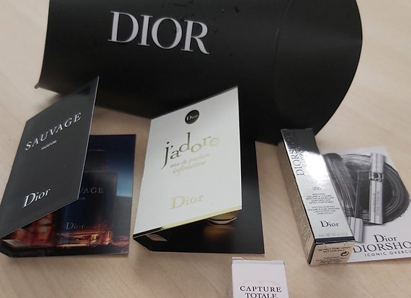 Free Dior Beauty Set