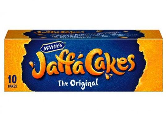 Free Jaffa Cakes