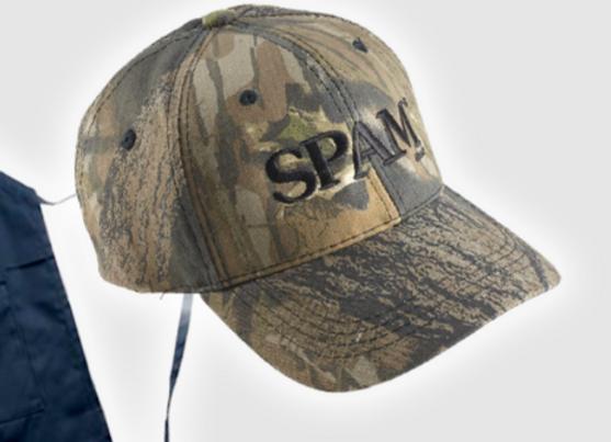 Free Spam Hat