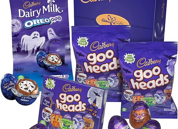 Free Cadbury Halloween Party Pack