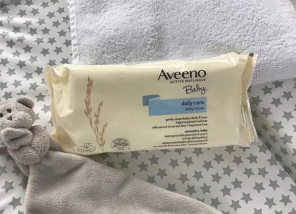 Free Aveeno Baby Wipes