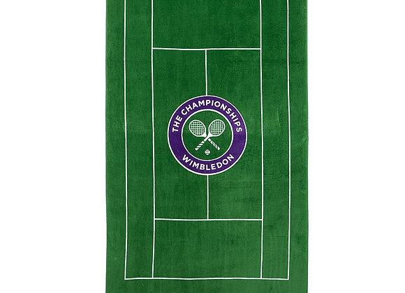 Free Wimbledon Towel