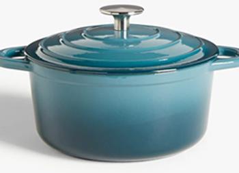 Free Cast Iron Casserole Dish