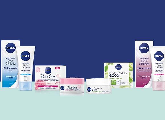 Free Nivea Day Cream