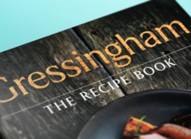 Free Gressingham Recipe Book