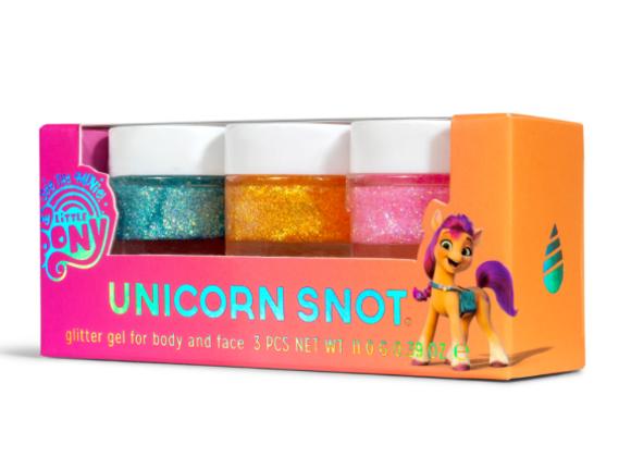 Free My Little Pony Glitter Gel