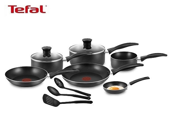 Free Tefal Cookware Set