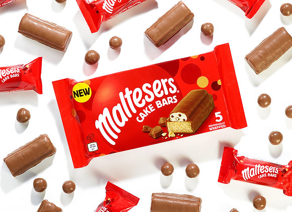 Free Maltesers Cake bar