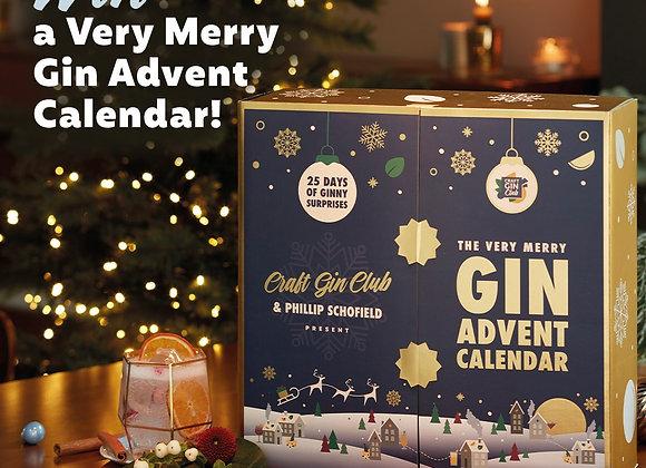 Free Gin Advent Calendar