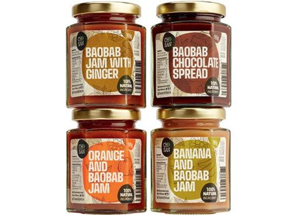Free Chosan Organic Jam Bundles