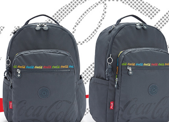 Free Kipling Coca-Cola Bag