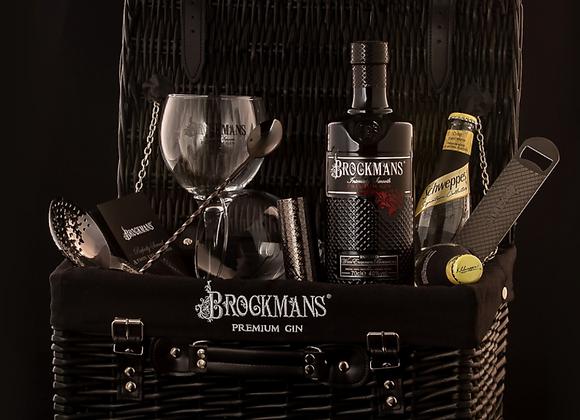 Free Brockmans Gin Hamper