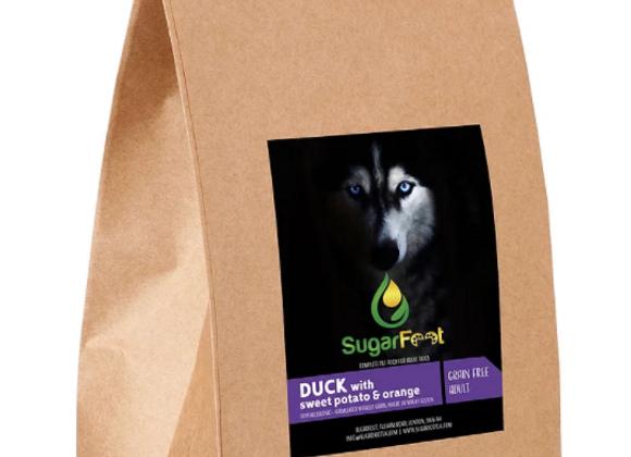Free Sugar Foot Pet Food