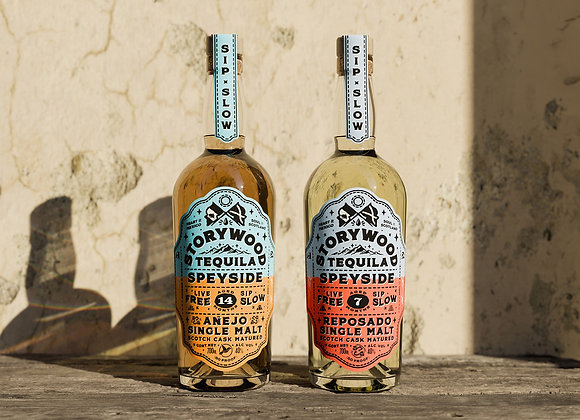 Free Storywood Tequila
