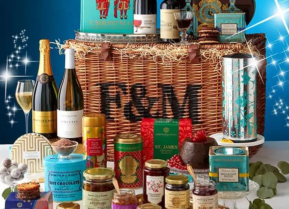 Free F&M Christmas Hamper
