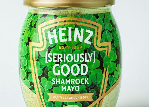 Free Heinz Shamrock Mayo