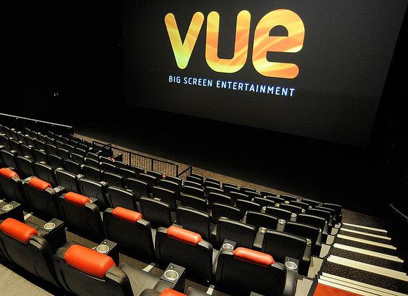 Free Vue Cinema Tickets