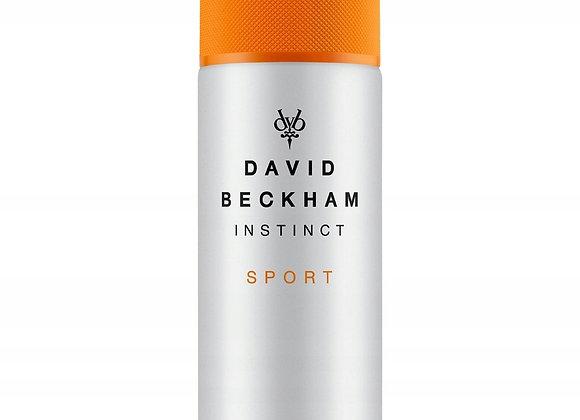 Free David Beckham Deodorant