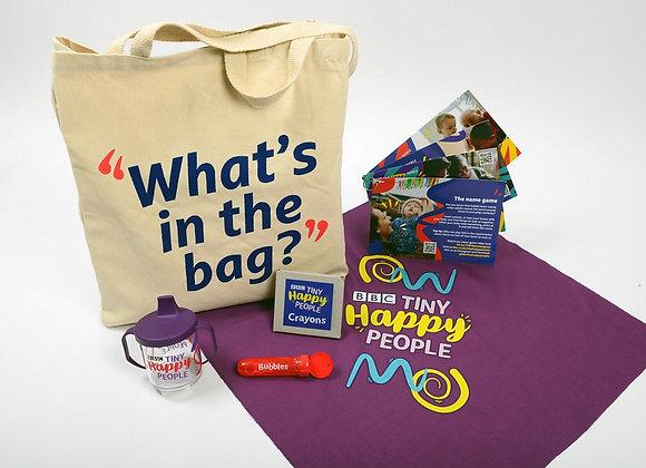 Free BBC Kids Gift Bag