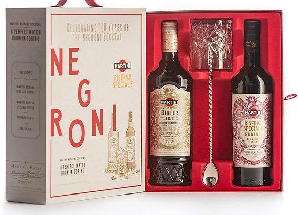 Free Negroni Cocktail Kit