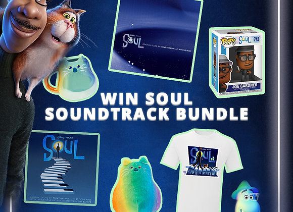 Free Soul Disney Bundle