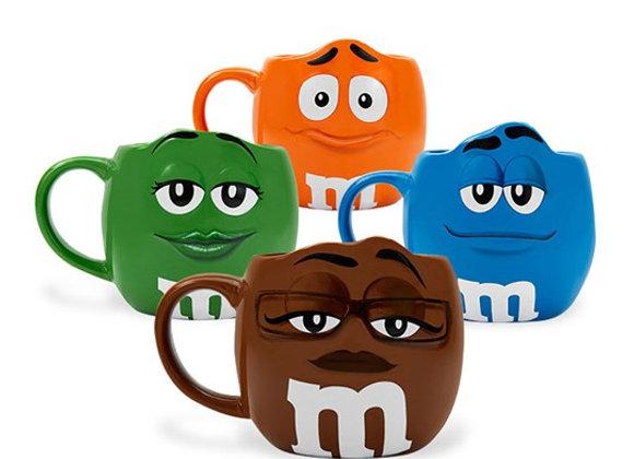 Free M&M's Mug