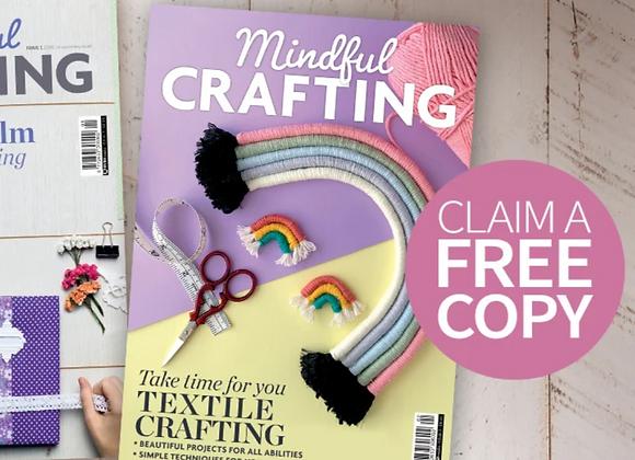 Free Mindful Crafting Magazine