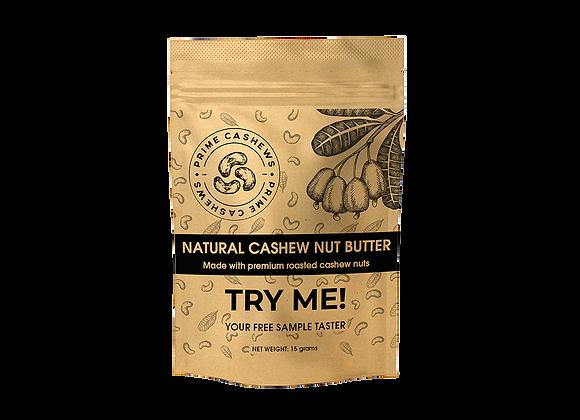 Free Cashew Nut Butter