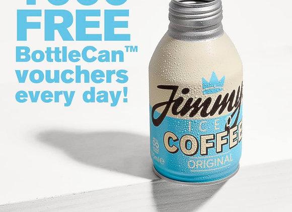 Free Jimmy's Iced Coffee