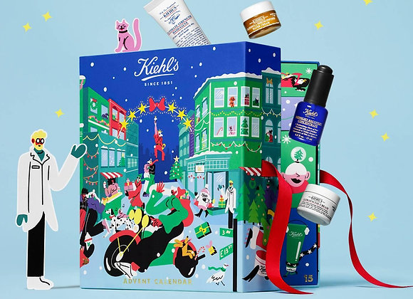 Free Kiehl's Advent Calendar