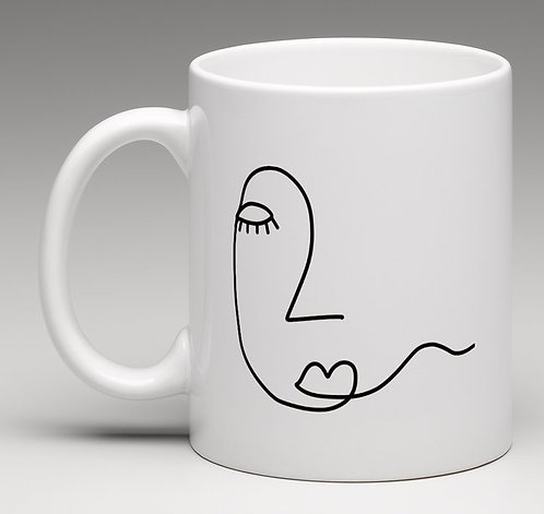 "Mug line ""Collection LIGNE"""
