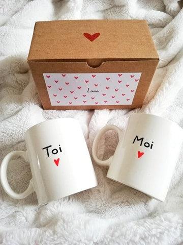 Duo Mug Toi et Moi