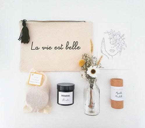 """Box cadeau """"Poésie"""""""