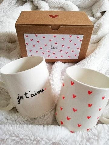 Box 2 Mug Amour