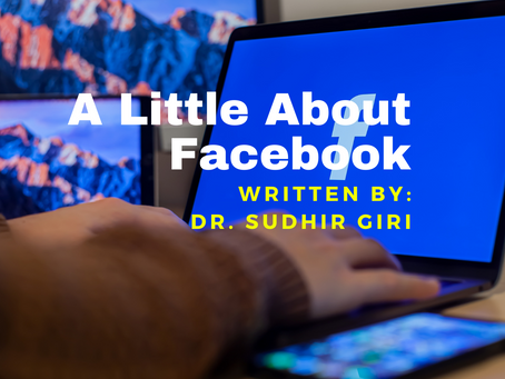 A Little About Facebook