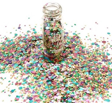 Solidarity Blend of eco glitter launched to support food bank charity