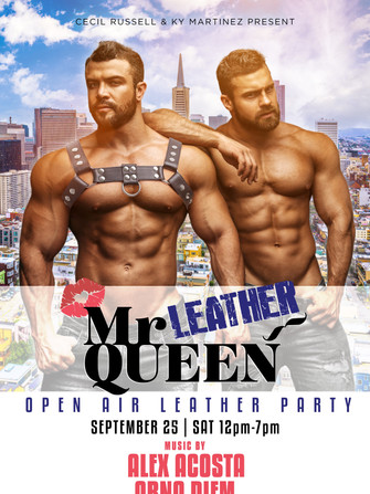 Mr. Leather Queen