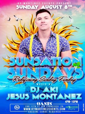 Sunsation Sundays