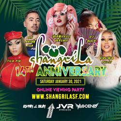 2021-01-30 ShangriLa SF 14th Anniversary