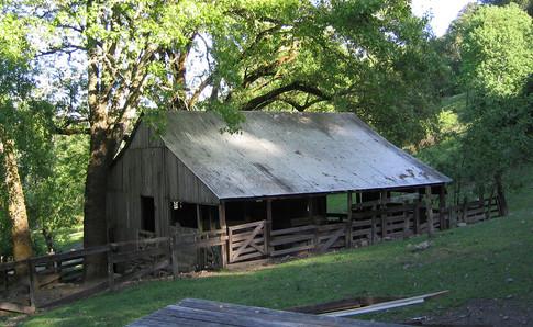 Proud old Sheep Barn