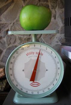 1 pound apple
